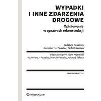 Biblioteka biznesu, Wypadki i inne zdarzenia drogowe - praca zbiorowa (opr. broszurowa)