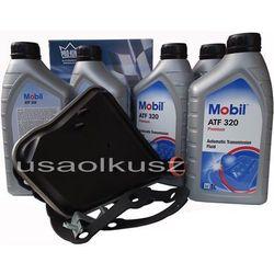 Filtr oraz olej skrzyni biegów Mobil ATF320 Ford Windstar -2000