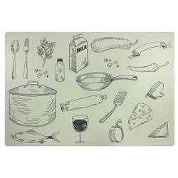 Podkładka na stół 44 x 28 5 cm cooking