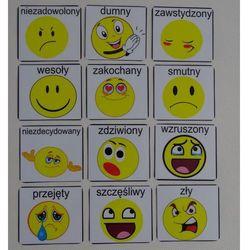 Emocje - piktogramy