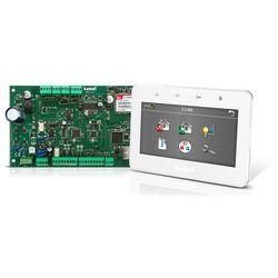 Komplet: Centrala alarmowa VERSA Plus, manipulator INT-TSG-WSW Satel