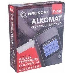 Alkomat F-40 marki BACscan + serwis kalibracje