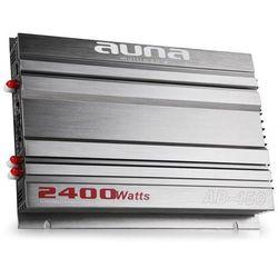 Auna AB-450 4-kanałowy wzmacniacz samochodowy 360W RMS 2400W max. Racing-Design Zamów ten produkt do 21.12.16 do 12:00 godziny i skorzystaj z dostawą do 24.12.2016