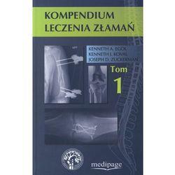 Kompendium leczenia złamań KOMPLET Tom I-II (opr. twarda)