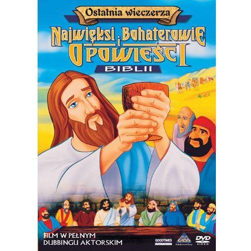 Filmy religijne i teologiczne, Ostatnia wieczerza - film DVD wyprzedaż 04/18 (-30%)