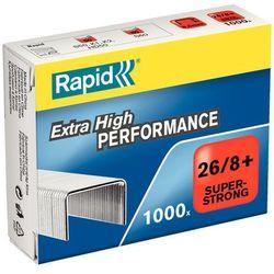 Zszywki Rapid Super Strong 26/8+ (1000 szt.)