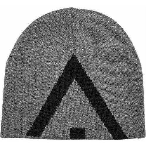 Nakrycia głowy i czapki, czapka zimowa CLWR - Logo Beanie Grey Melange (801)