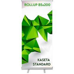 Roll-Up Standard (85 x 200 cm) z wydrukiem