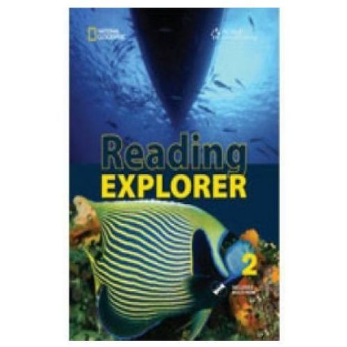 Książki do nauki języka, Reading Explorer 2 SB /CD gratis/ (opr. miękka)
