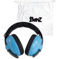 Pozostałe bezpieczeństwo w domu, Słuchawki audio ochronne bluetooth dzieci 3m+ BANZ - Sky Blue