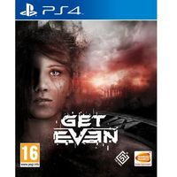 Gry PS4, Get Even (PS4)