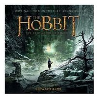 Muzyka filmowa, Hobbit: The Desolation Of Smaug (hobbit: Pustkowie Smauga), The - Soundtrack (Płyta CD)