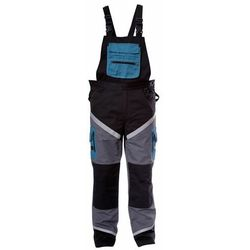Spodnie ogrodniczki L4060206 r. XXXL LAHTI PRO