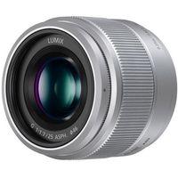 Obiektywy fotograficzne, Panasonic H-H025E 25 mm f/1,7 ASPH (srebrny) - produkt w magazynie - szybka wysyłka!