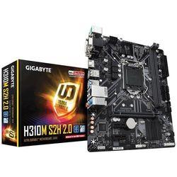 Płyta główna Gigabyte H310M S2H 2.0 DDR4 DIMM LGA 1151 Micro ATX- natychmiastowa wysyłka, ponad 4000 punktów odbioru!