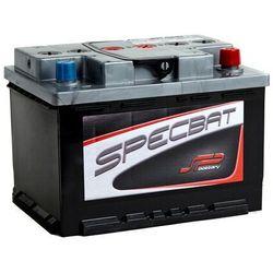 Akumulator SPECBAT 55Ah 420A EN PRAWY PLUS niski