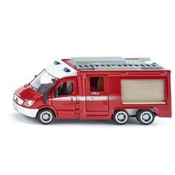 SIKU SUPER 2113 Wóz strażacki Mercedes Sprinter 6x6 w skali 1:50