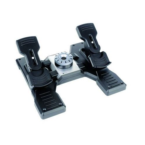 Gamepady, Kontroler LOGITECH G Saitek PRO Flight Rudder Pedals USB pedały (PC) + DARMOWY TRANSPORT!