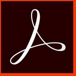 Adobe Acrobat Pro DC MULTILANGUAGE (1 użytkownik) EDU