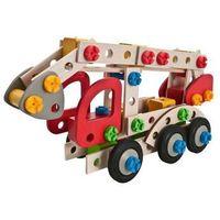 Pozostałe zabawki, Constructor, Feuerwehrauto