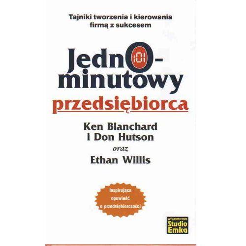 Biblioteka biznesu, Jednominutowy przedsiębiorca (opr. twarda)