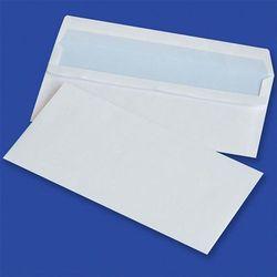 Koperty samoklejące OFFICE PRODUCTS, SK, DL, 110x220mm, 75gsm, 50szt., białe