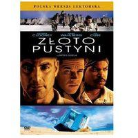Filmy wojenne, Złoto pustyni (DVD) - David O. Russell OD 24,99zł DARMOWA DOSTAWA KIOSK RUCHU