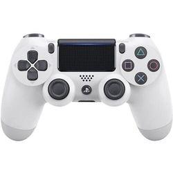 Kontroler Pad PS4 DualShock 4 Glacier White V2 (CUH-ZCT2E) // WYSYŁKA 24h // DOSTAWA TAKŻE W WEEKEND! // TEL. 696 299 850