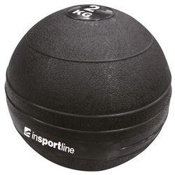 Piłka lekarska inSPORTline Slam Ball 2 kg