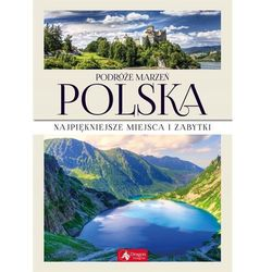 Podróże marzeń polska (opr. twarda)