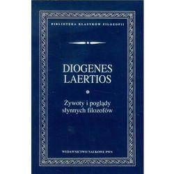 Żywoty i poglądy słynnych filozofów (opr. miękka)