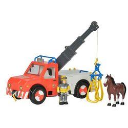 Dźwig Phoenix z koniem Strażak Sam Simba 9258280