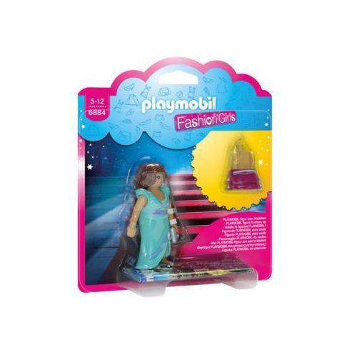 Klocki dla dzieci, Playmobil FASHION GIRLS Gala 6884