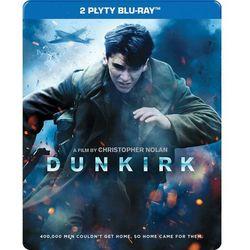 Dunkierka. Steelbook (BD)
