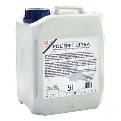Pozostałe środki czyszczące, POLIGRIT ULTRA Gricard 5L - polimer do konserwacji i zabezpieczenia posadzek - wysoki połysk