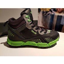 Buty trekingowe dziecięce TEVA Escapade Mid czarny/zielony - GBGR   czarny/zielony 39 (-84%)