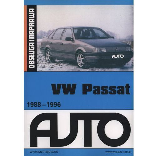 Hobby i poradniki, VW Passat Obsługa i naprawa - Jan Zawadzki (opr. miękka)