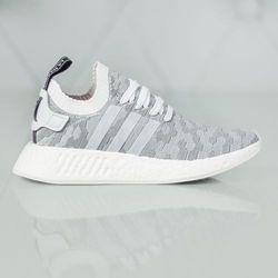 adidas Originals NMD_R2 PK Tenisówki i Trampki white/core black