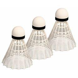 Lotki do badmintona białe Avento x3