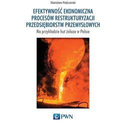 Efektywność ekonomiczna procesów restrukturyzacji przedsiębiorstw przemysłowych