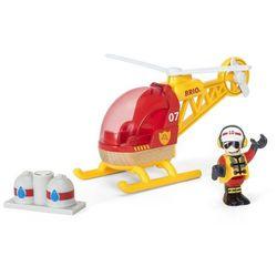 Brio World: Helikopter - Straż Pożarna (63379700). Wiek: 3+
