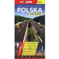 Mapy i atlasy turystyczne, POLSKA. MAPA DROGOWA W SKALI 1:750 000 (opr. broszurowa)