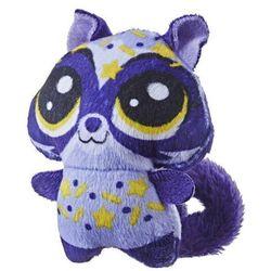 Littlest Pet Shop Pluszowe zwierzaki soczki, Raccoon - DARMOWA DOSTAWA OD 199 ZŁ!!!