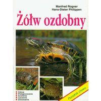 Książki o florze i faunie, Żółw ozdobny (opr. miękka)