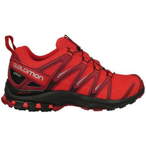 Pozostałe obuwie męskie, BUTY SALOMON XA PRO 3D GORE-TEX 393319 - CZERWONY