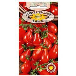 Pomidor koktajlowy (balkonowy) Radana (kształt gruszki) 0.3g