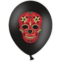 Balony z nadrukiem Meksykańska Czacha 30 cm - 50 szt