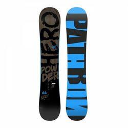 Deska snowboardowa pathron powder hero 2021