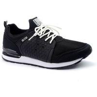 Męskie obuwie sportowe, Buty Sportowe BIG STAR W174500 czarny