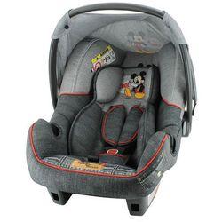 Nania fotelik samochodowy BeOne SP LX Denim Mickey - BEZPŁATNY ODBIÓR: WROCŁAW!